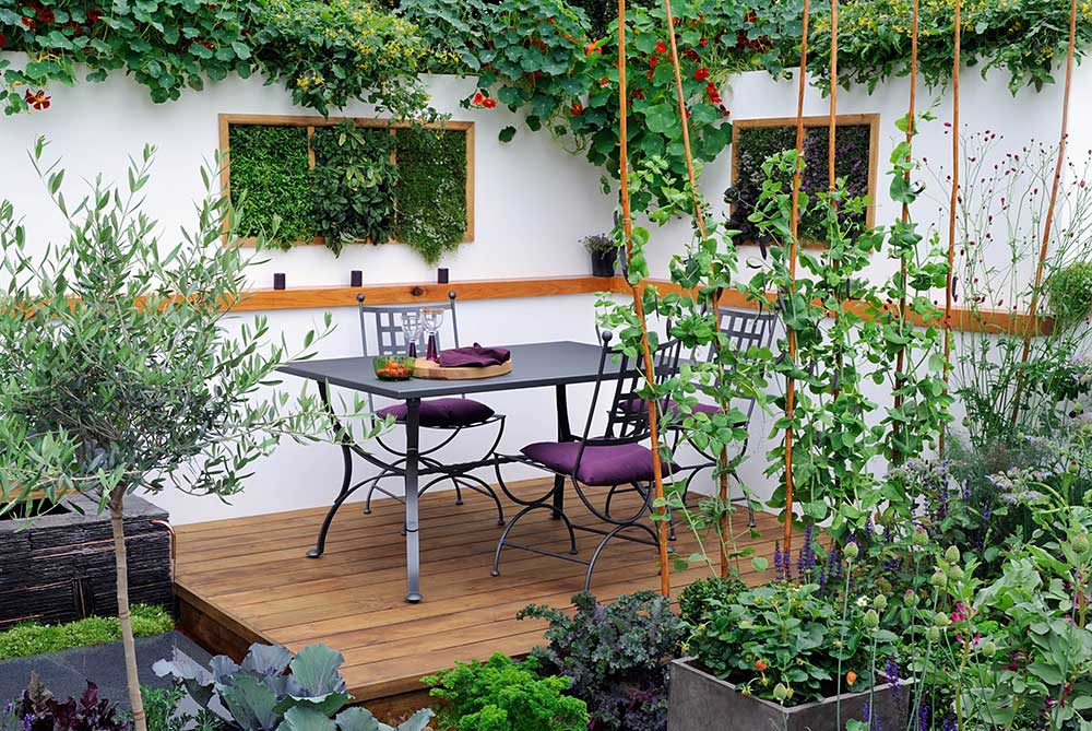 Garden Design Services Surrey