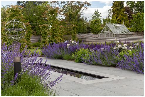 rhs award winning garden designer surrey raine garden design