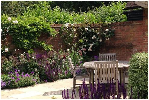 Garden Designer For Small Gardens in Surrey