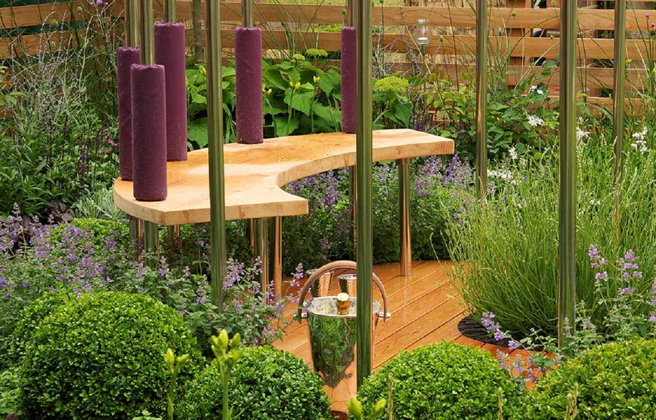 Garden Designer Services Surrey UK
