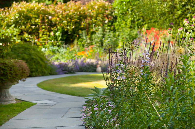 Commercial Garden Design services Surrey