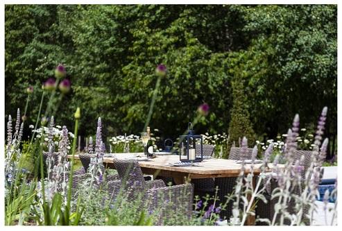 Large Garden Designer in Surrey